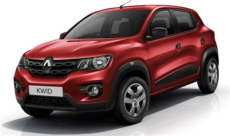 Renault Kwid unveiled - new A-segment crossover