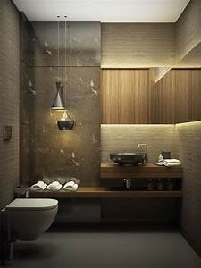 Elegant bathroom design in contemporary style, design by ...