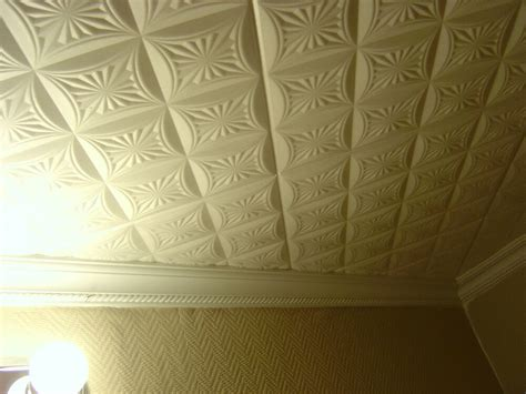 Ceiling Tiles by Decorative Texture Ceiling Tiles Glue Up R40w On Sale Ebay
