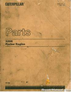 3208 Cat Engine Parts Diagram