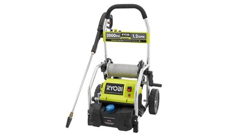 Ryobi 2,000psi Electric Pressure Washer Groupon