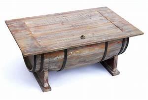 Bar Aus Holz : couchtisch weinfass 5084 tisch aus holz weinregal 80cm beistelltisch bar weinbar ebay ~ Eleganceandgraceweddings.com Haus und Dekorationen