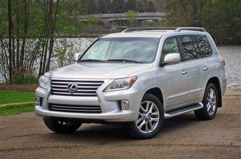 Review Lexus Lx by 2015 Lexus Lx 570 Review