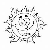 Sun Coloring Pages Printable Sunrise Sunlight Laughing Printables Sunshine Momjunction Print Solar Getcolorings Drawings Crafty Little 38kb 230px sketch template