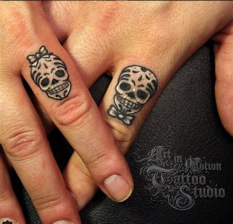 25 wedding ring finger tattoos to swoon over inked weddings