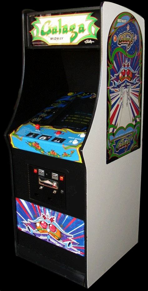 Galaga Arcade Machine Cheats by Arcade Galaga Gamesworthy