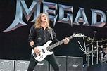 David Ellefson's New Megadeth Book Coming in 2019