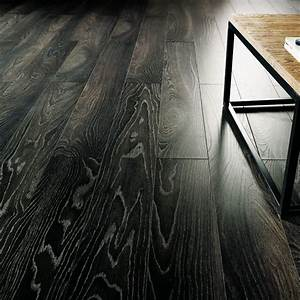 parquet stratifie castorama noir en chene photo 6 20 With parquet flottant noir