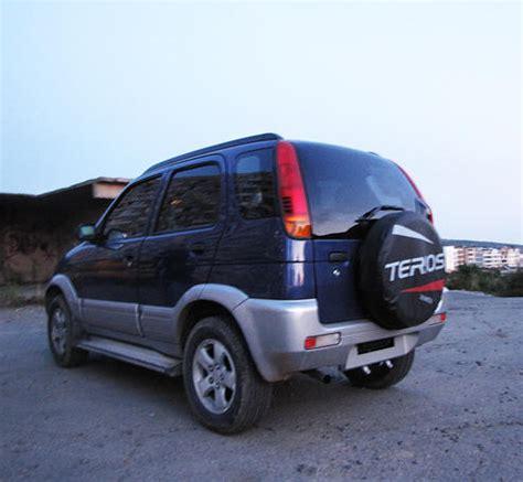 daihatsu terios 2000 2000 daihatsu terios pictures 1600cc gasoline
