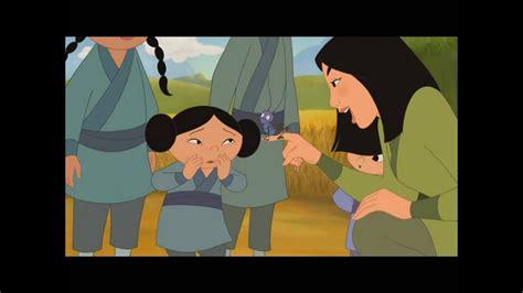 Disney Mulan 2 Lesson Number One Youtube