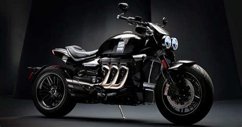 Honda Cub C125 4k Wallpapers by Triumph Rocket 3 Tfc Boasts A Claimed 180 Hp Motorcycle