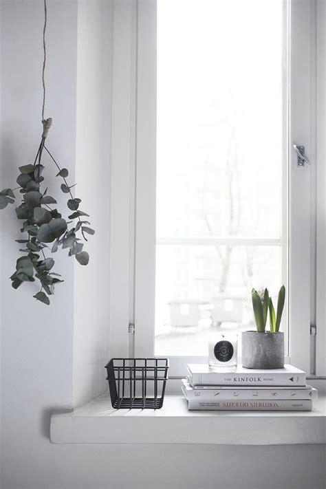 White Window Ledge by Pihkala Ikkunalaudalla Window Decor Home Decor