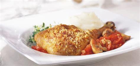 poulet à l américaine recettes ricardo ricardo cuisine
