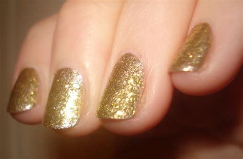 Best Glitter Gold Nail Polish Photos 2017