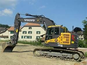 Volvo Ecr235d L  Ecr235dl  Excavator Service Repair Ma
