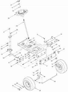 Bolens 13ac650f765 Parts List And Diagram