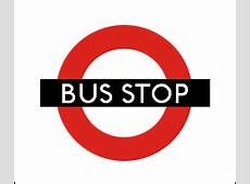 Bus Stop Sign IAC UK