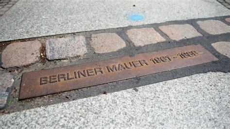Mauerfall Deutschland Datum by 1961 Bis 1989 Das Wichtigste Zur Berliner Mauer
