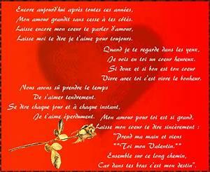 Declaration D Amour Saint Valentin Mon Amour De La Saint
