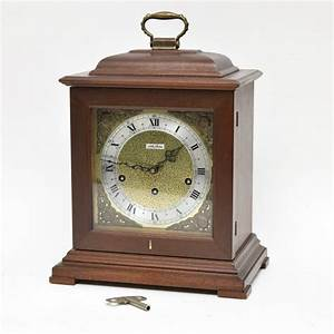 Seth Thomas Legacy 3w Mantel Clock With Original Manual
