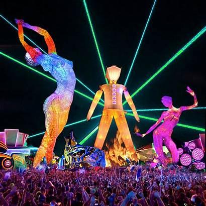 Burning Festival Week Arts Culture Survive Celebration