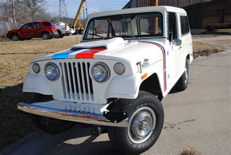 jeep commando hurst 1970 jeep jeepster commando hurst photo gallery autoblog