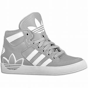 Adidas Shoes For Girls High Tops Black And White ...
