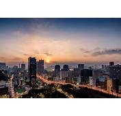 Picture Of The Week Tokyo Sunrise  Andys Travel Blog