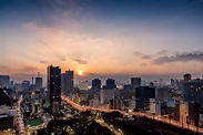 Picture of the Week: Tokyo Sunrise | Andy's Travel Blog