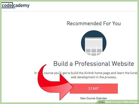 learn web design how to learn web design 13 steps with pictures wikihow