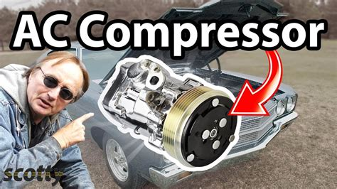 how to replace ac compressor in your car youtube Hyundai Elantra Fuse Box Diagram