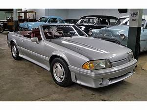 1989 Ford Mustang (McLaren) for Sale | ClassicCars.com | CC-1148045