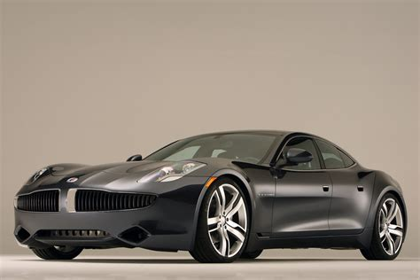 Fisker Karma EV to Run at Monterey Historic Automobile ...