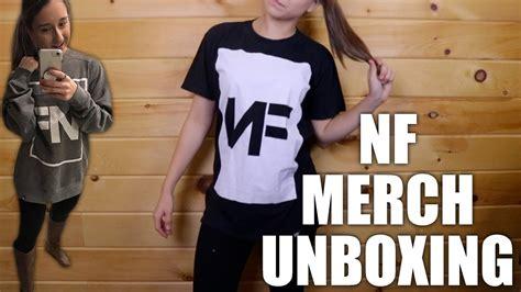 Nf Merchandise Unboxing!