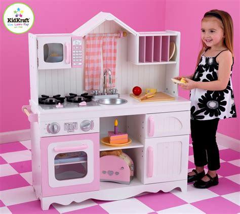 Spielküche Modern Country Aus Holz Von Kidkraft