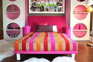 convertible beds add unique style to a room With sofa bed for teenager