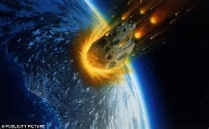 Dinosaur Asteroid Impact Theory - Pics about space