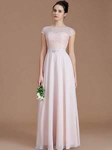 Robe Bleu Demoiselle D Honneur : robes de demoiselles d 39 honneur pas cher en ligne hebeos ~ Dallasstarsshop.com Idées de Décoration