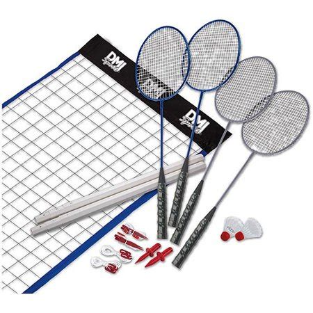 foto de DMI Recreational Badminton Set Walmart com