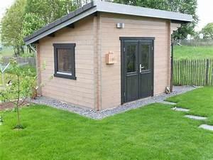 Gerätehaus Mit Pultdach : modellreihe a 52 gsp blockhaus ~ Michelbontemps.com Haus und Dekorationen