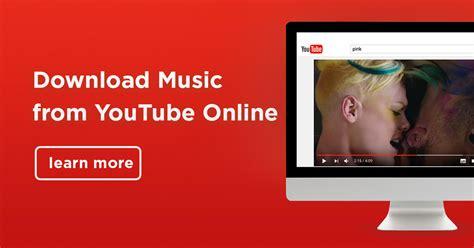 如何線上從youtube下載音樂