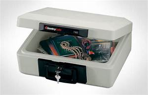 half hour organizing project 40 a fire safe box with With fire safe box for documents