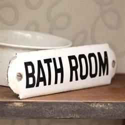 antique bathroom sign   home pinterest bath
