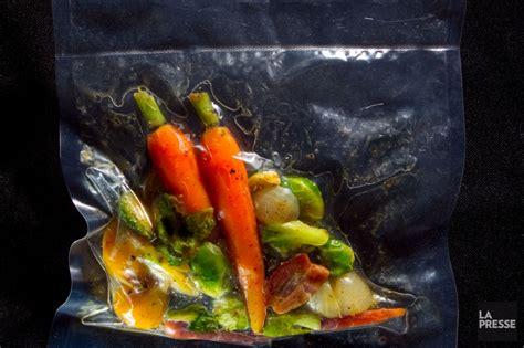 recette cuisine sous vide la cuisine sous vide sort de l 39 ombre iris gagnon paradis