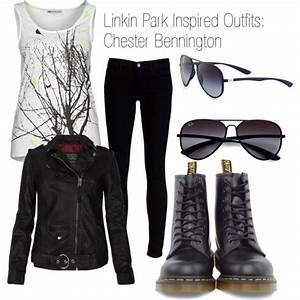 Linkin Park Inspired Outfits: Chester Bennington   Fashion ...