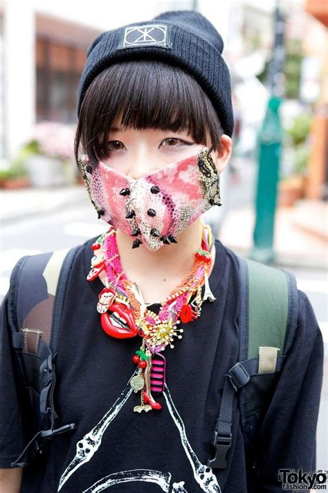asian girl swag mask swag mask   mouth