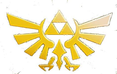 Triforce L by The Legend Of Triforce Logo Www Pixshark