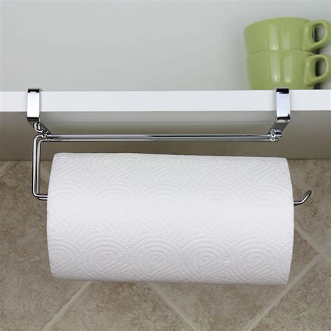 towel holder shelf kitchen paper towel holder hanging kitchen organizer 2879