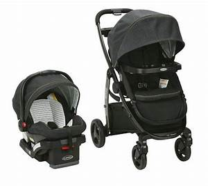 New  Graco Modes 3 In 1 Travel System