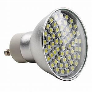 Led Spots Gu10 : led gu10 3 watt energy saving spotlight bulb natural white light ~ Orissabook.com Haus und Dekorationen